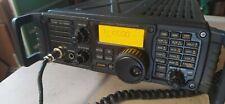ICOM IC-7200 HF+50 USATO PERFETTO + MIC SM 8