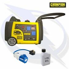 Champion 73001i-P 3100 Watt Inverter Petrol Generator - Camping and Caravanning