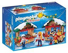 Playmobil Christmas Marche de Noël N°5587