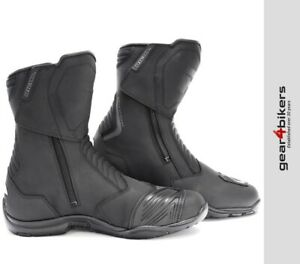 Richa Nomad Evo Short WP Motorcycle Boot Waterproof Motorbike Scooter Boots