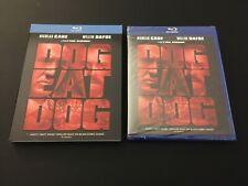 Dog Eat Dog (Blu-ray) Nicolas Cage, Willem Dafoe, Paul Schrader, with Slipcover