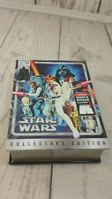 Men's STAR WARS Collectors Edition Boxer Shorts Size Large Tin Gift Set