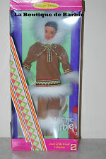 ARCTIC BARBIE DOLL, DOLLS OF THE WORLD NORTH AMERICA, #16495, 1997, NRFB