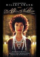 Affair of The Neclace DVD 2001 Hilary Swank, Simon Baker PERIOD DRAMA MOVIE