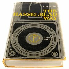 The Hasselblad Way by H. Freytag for 500C SWC 500EL History...etc.