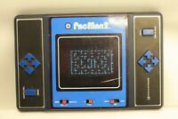 PACMAN 2 PLAYER 1981 TABLETOP LCD HANDHELD ENTEX ELECTRONIC GAME PAC MAN VINTAGE