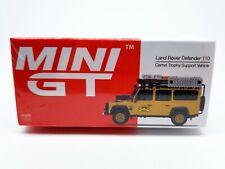 1:64 Mini GT Land Rover Defender 110 Camel Trophy Support Vehicle RHD Sinopec HK