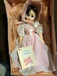 Madame Alexander Doll  PINKIE  WITH ORIGINAL BOX