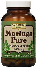 Pastillas De Moringa Puro Y Natural - Beneficios Para Salud Completa 90 Capsulas