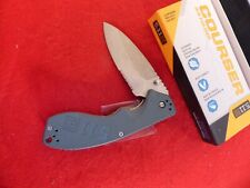 5.11 Courser 3.5 Tarani Prefense AUS8 stainless liner lock FRN new in box knife