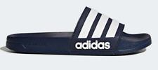 Adidas Cloudfoam Adilette Shower (AQ1703) in Blau-Weiß