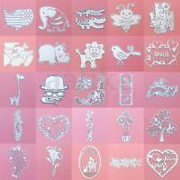 Metal DIY Cutting Dies Stencil Scrapbook Album Paper Card Embossing Craft Gift