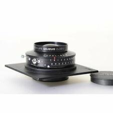 Sinar Macro-Sinaron 5,6/210 MC 64° Copal 3 mit Sinar Objektivplatte