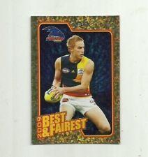 2010 AFL ADELAIDE CROWS BERNIE VINCE Herald Sun Best & Fairest BF1 CARD