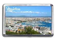 Majorca Fridge Magnet Collectable Design Souvenir Baleric Island Mallorca