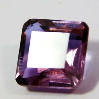 IGI CERTIFIED 20 Ct/16 mm Color-Changing Alexandrite Precious Loose Gemstone