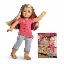 American Girl ISABELLE 2014 Doll of the Year Doll & Book BRAND NEW RETIRED