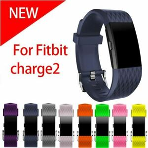 Silicone Watch Band For Fitbit Charge 2