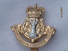 Leicestershire & Derbyshire Yeomanry,Anodised Aluminium Staybright,J.R.Gaunt B´h