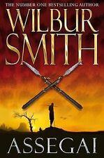 Assegai by Wilbur Smith Paperback Book New