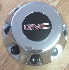 GMC 2011-2014 Sierra 3500 1-ton Dually Rear Center Cap CHROME