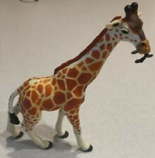 Giraffe Safari 2007 7�tall Hard Plastic Animal