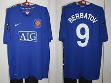 Manchester United MU 2008 2009 Berbatov Third Nike Shirt Jersey Trikot Size XXL