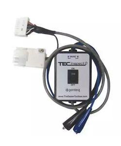 TECMate Pro ECM GE / GenTeq Motor Service Tool # 08500 with ECM Service Guide