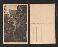 1920s ROTHENBURG O.T. HOF VOM STAUDISCHEN HAUS GERMANY POSTCARD