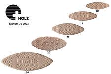 LAMELLO Original Holzlamellen Plättchen Grösse 20, Karton mit 1000 Stk. #144020