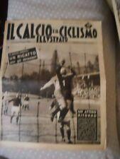 IL CALCIO E IL CICLISMO ILLUSTRATO - N°18 1960