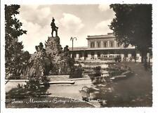 PARMA - Monumento a Bottego e Stazione Ferroviaria....Ediz. Ugo Margini - Parma