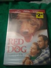 Red Dog: new DVD 2011 US release HTF free shipping Josh Lucas