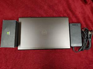Dell Precision M6700 Workstation 3D Vision Pro 120 Hz Gaming Windows XP, 7, 10