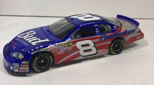 Dale Earnhardt Jr. #8 Budweiser Stars & Stripes 2007 Monte Carlo SS Mesa Chrome