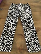 Girls Childrens Place Cheetah Jeggings Size 4T