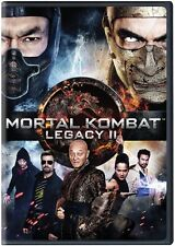Mortal Kombat: Legacy Ii (2014, DVD New)