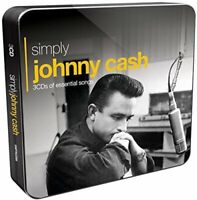 Johnny Cash - Simply Johnny Cash [CD]