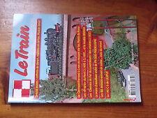 $$y Revue Le Train N°236 Nord 3.1495  CF Luxembourg  Poste aiguillage unifie