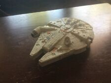 Star Wars Millennium Falcon Pull Back Launch Toy 5""