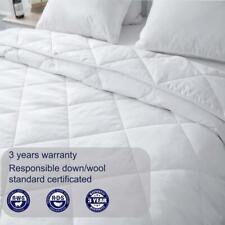 Luxury Wool Goose Down  Comforter Twin Queen King Size Bedding Set Duvet Insert