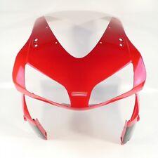 Honda CBR cbr600 cbr600rr pc37 frente máscara revestimiento revestimiento sólo 15166km