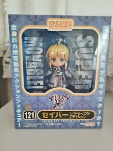 Fate Stay Night Nendoroid Saber Figure