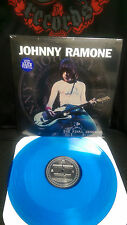 Johnny Ramone The Final Sessions Maxi-Single Blue Vinyl Ramones Stray Cats Lemmy