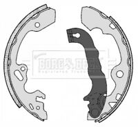 Borg & Beck Brake Shoe Set Shoes BBS6266 - BRAND NEW - GENUINE - 5 YEAR WARRANTY