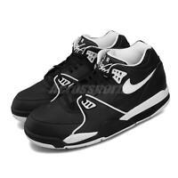 Nike Air Flight 89 Black White Men Casual Lifestyle Shoes Sneakers CU4833-015