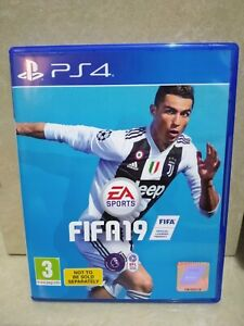 FIFA 19 (PS4 GAME)