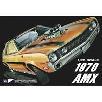 MPC 1970 AMC AMX 1/20 model car kit new 814