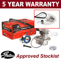 Gates Timing Cam Belt Water Pump Kit For Chevrolet Daewoo KP25535XS