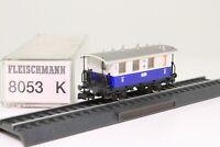"""Fleischmann 8053K Spur N Lokalbahn Personenwagen """"Edelweiß"""" mit Innenbeleuchtung"""